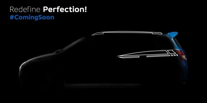 Datsun Go+ Special Edition Teased