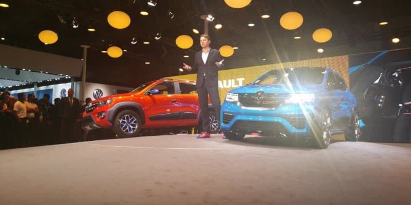 Renault Kwid 1.0L SCe Launching This Month