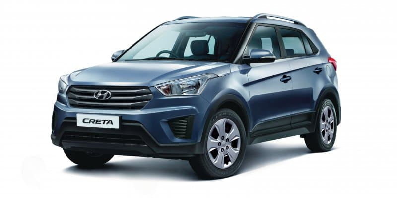Hyundai Creta New Variants Launched From Rs. 9.99 Lakhs