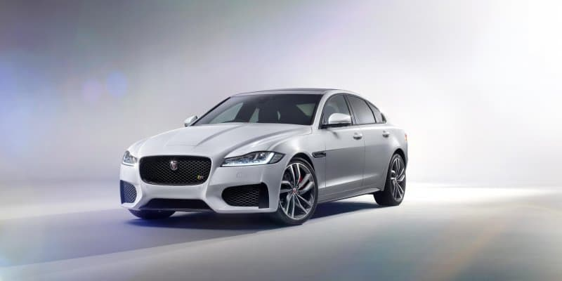2016 Jaguar XF India Launch This Month
