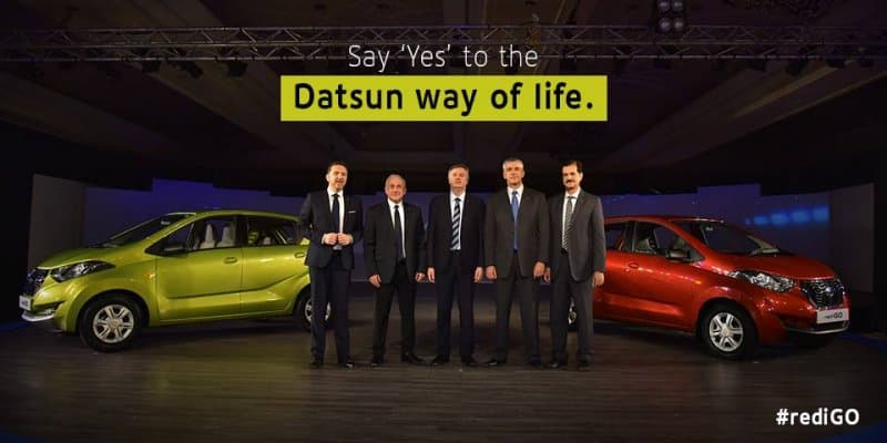 Datsun to Enter Sri Lanka; redi-GO Launch in September 2016