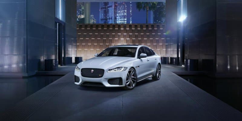 2016 Jaguar XF Features and Engine Specs Revealed