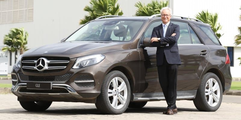 Mercedes-Benz GLE 400 4Matic Petrol Launched at Rs. 74.90 Lakhs