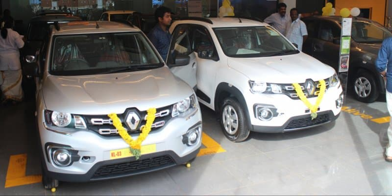 renault kwid variants and features autoportal. Black Bedroom Furniture Sets. Home Design Ideas