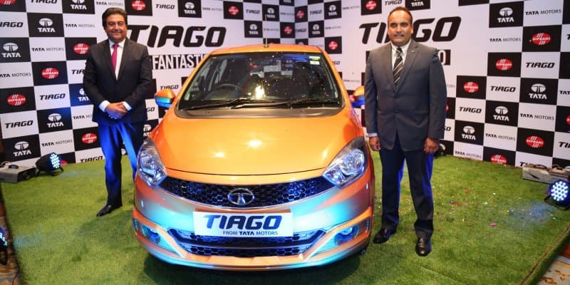 Tata Tiago Launched in Nepal