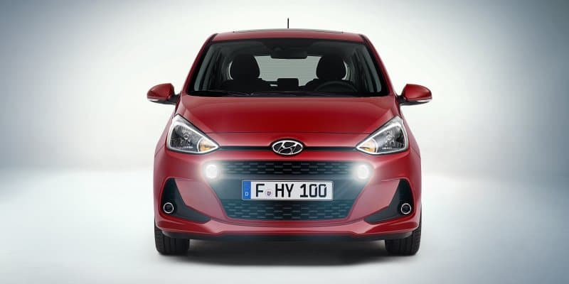 Hyundai Grand i10 Facelift Revealed For Europe