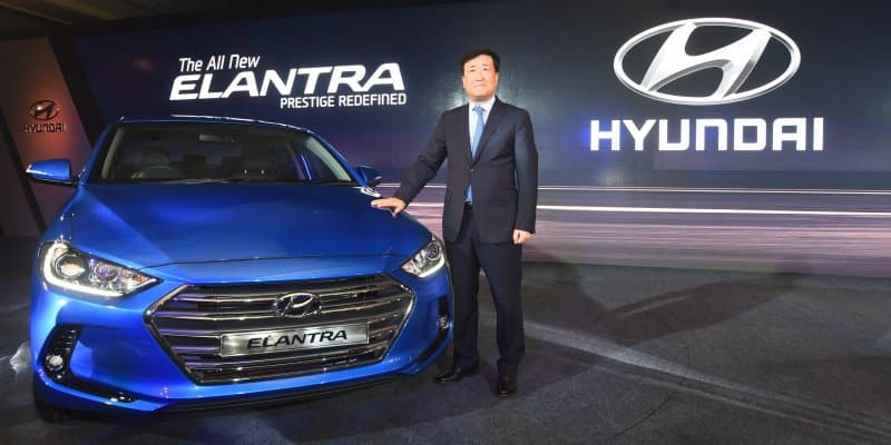 All-new Hyundai Elantra receives 405 bookings in 1 week