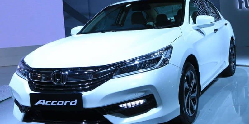 Honda Accord Hybrid India Launch Next Month