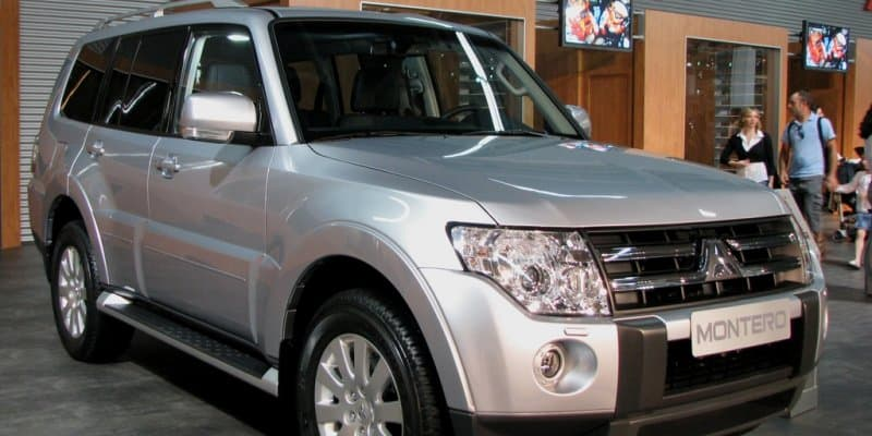 Mitsubishi Montero Facelift Launched at Rs. 68.45 Lakhs