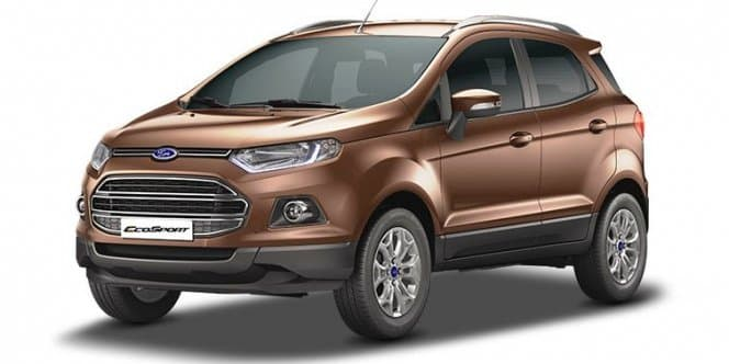 Nex-Gen Ford EcoSport could get hybrid-electric engine