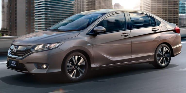 Honda City facelift arriving in India by January 2017