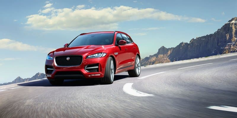 Jaguar F-Pace To Launch in India in October