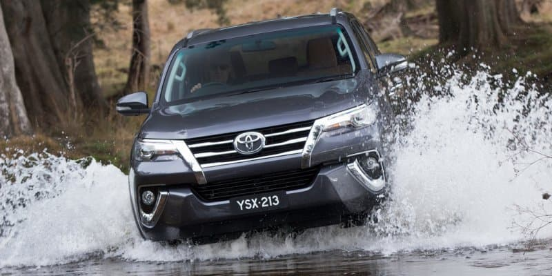 Next-Gen Toyota Fortuner to launch in India in November 2016