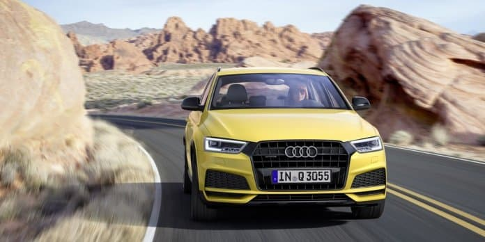 MY 2017 Audi Q3 Crossover makes debut