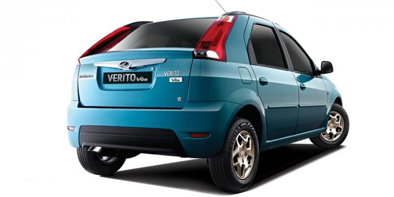 Mahindra Verito Vibe production stopped due to poor sales