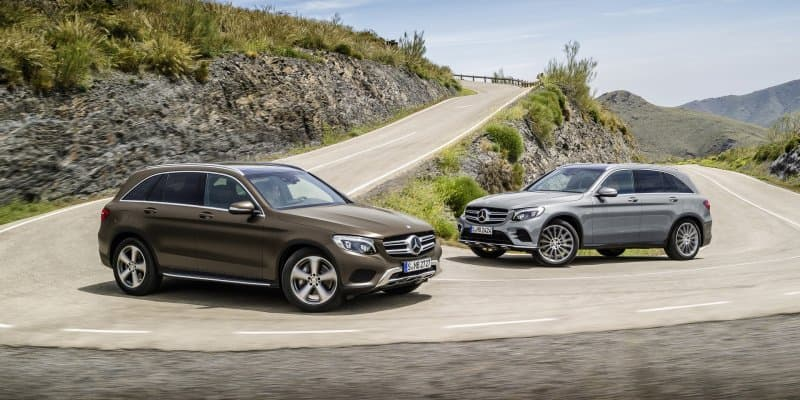 Mercedes-Benz to launch locally assembled GLC on September 29