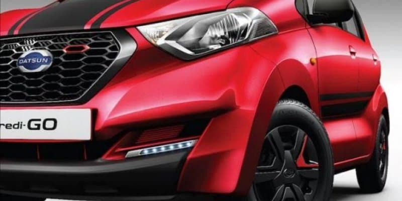 Datsun redi-GO Sport Limited Edition to be launched on 29 Sep