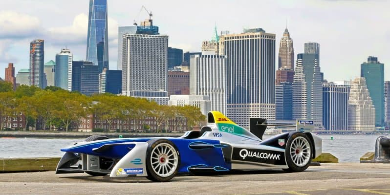 Layout for inaugural New York's Formula E race unveiled