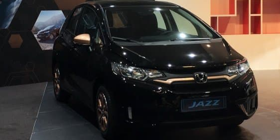 Honda Jazz Spotlight spotted on 2016 Paris Motor Show floor ahead of the public unveil