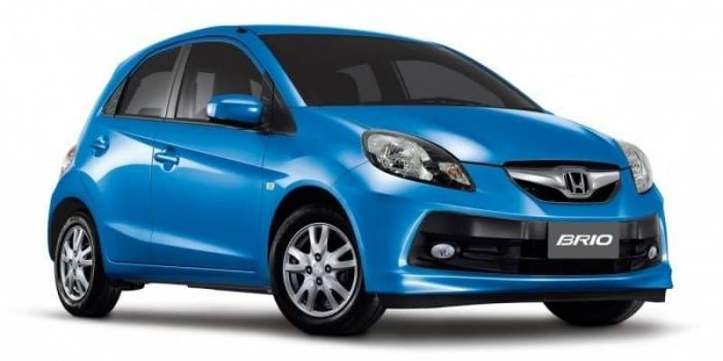 2016 Honda Brio facelift launched for Rs 4.69 lakhs