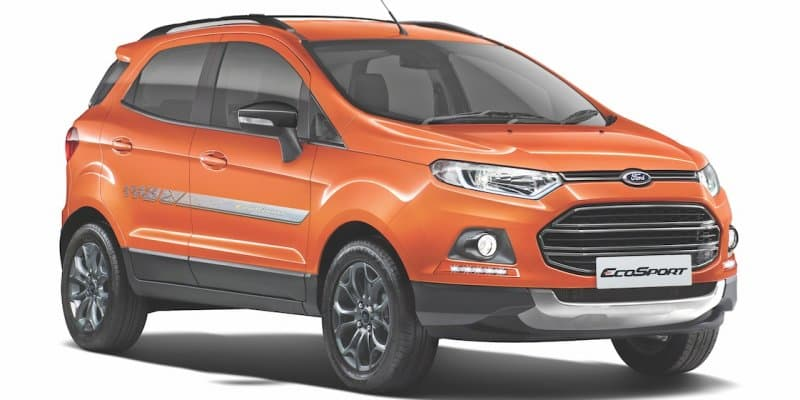 Ford EcoSport Signature Edition launched at Rs 9.26 lakh in India
