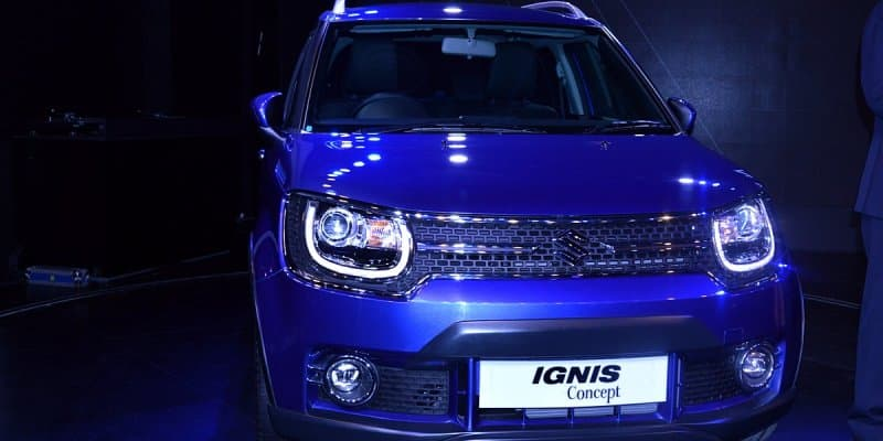 Maruti Ignis confirmed to be launched next year in India
