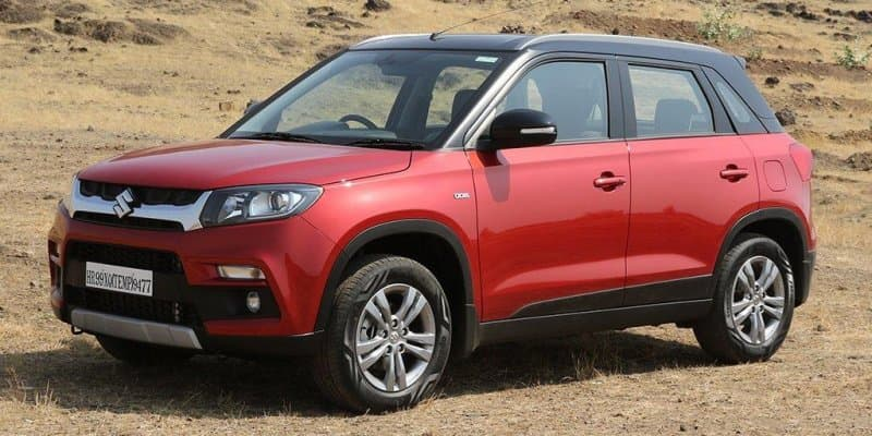 Maruti Vitara Brezza petrol variant to be launched by 2017