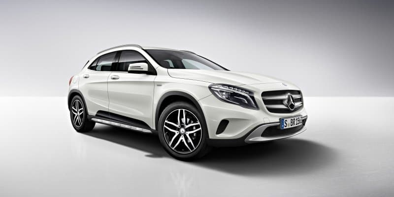 Mercedes-Benz GLA 220 d 4MATIC 'Activity Edition' Launched at Rs. 38.51 Lakhs