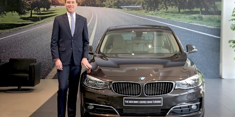 New BMW 3 Series GT Launched at Rs. 43.30 Lakhs