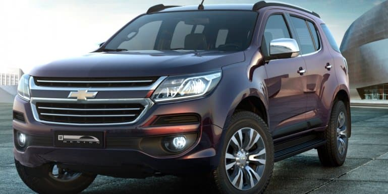 Chevrolet drops the price of Trailblazer by Rs. 3.04lakh