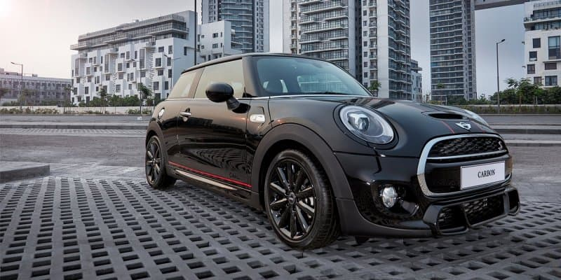 Mini Cooper S Carbon Edition Launched at Rs. 39.90 Lakhs