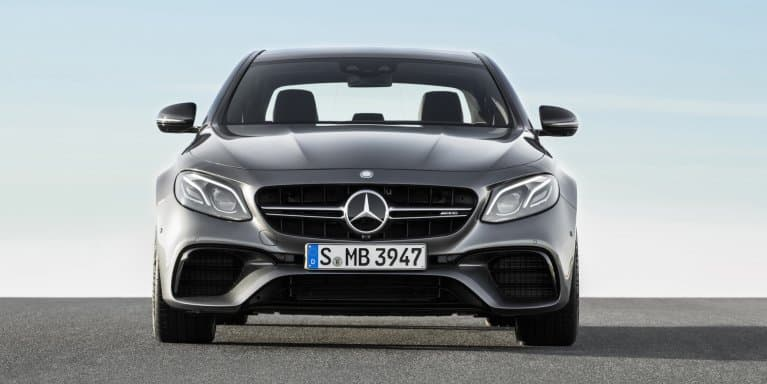 Most powerful 2018 Mercedes-AMG E63 unveiled with 603 horsepower