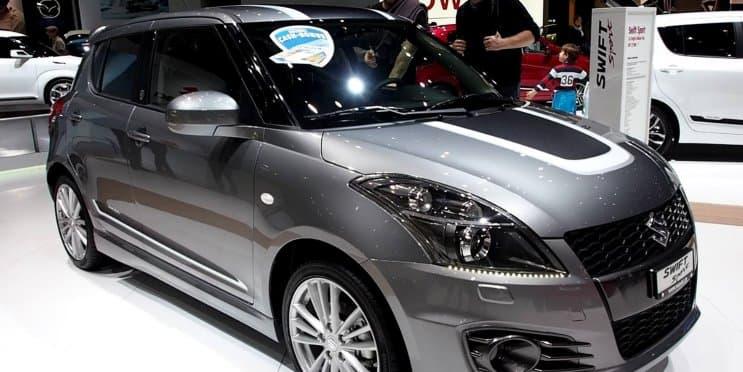 Next-gen Maruti Suzuki Swift Sport to be launched in India