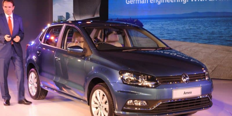 Volkswagen begins registration for Ameo Cup 2017