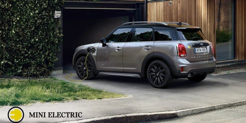 New Mini Cooper S E Countryman ALL 4 Plug-in-Hybrid Unveiled
