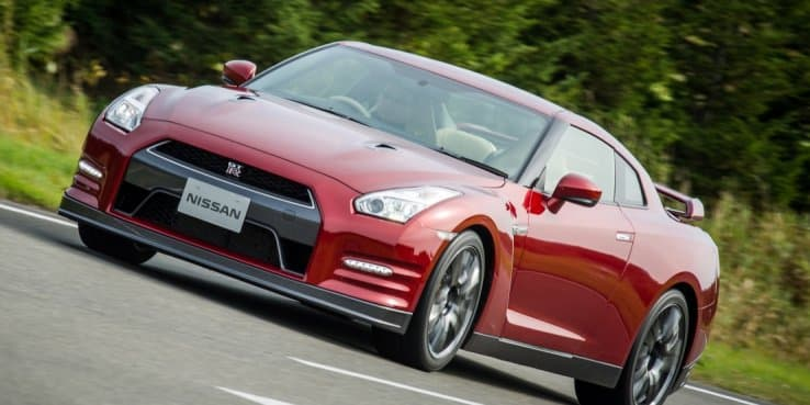 Nissan schedules GTR launch on 2nd December