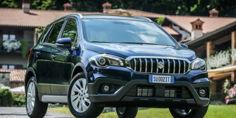 Maruti Suzuki S-Cross facelift to be launched in late 2017 in India