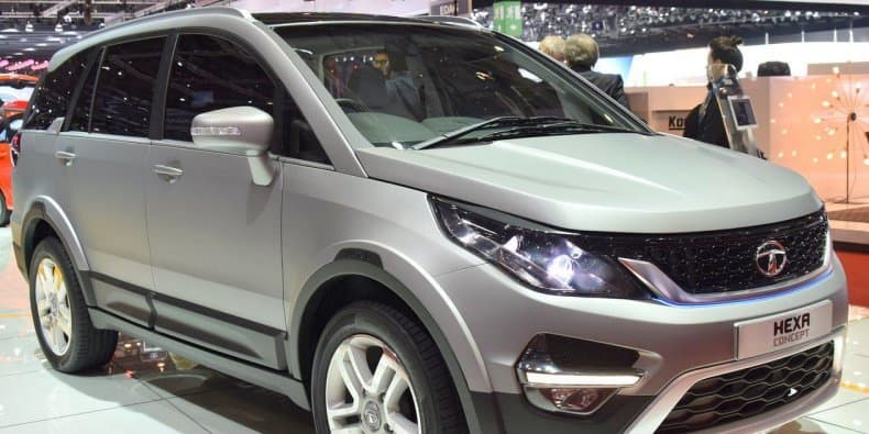 Tata Hexa will come with 2 engine and 3 transmission option