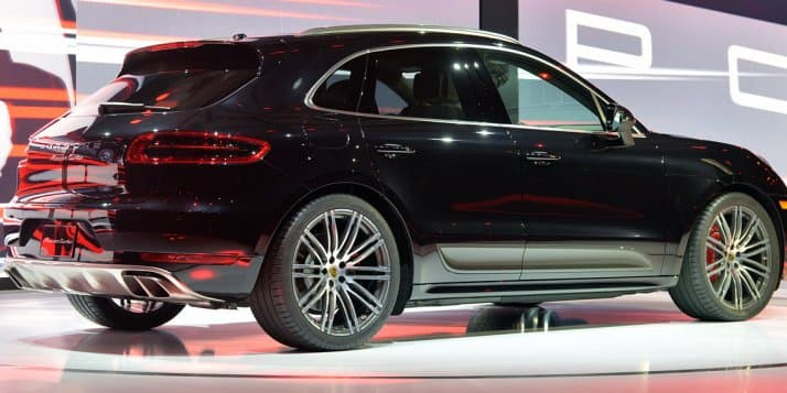 Porsche schedules Macan R4 Launch on 15 November