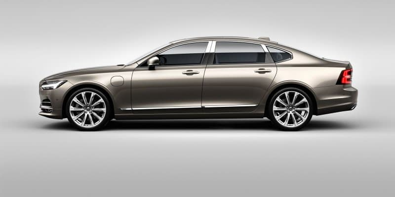 Volvo unveils more luxurious S90 Excellence ahead of Guangzhou Motor Show