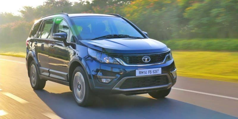 Tata Hexa Secures 250 Orders in Just Two Days