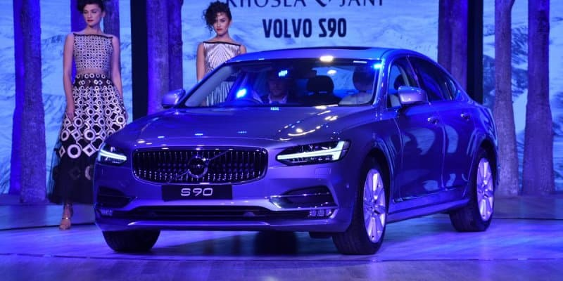 All-New Volvo S90 Launched at Rs. 53.50 Lakhs