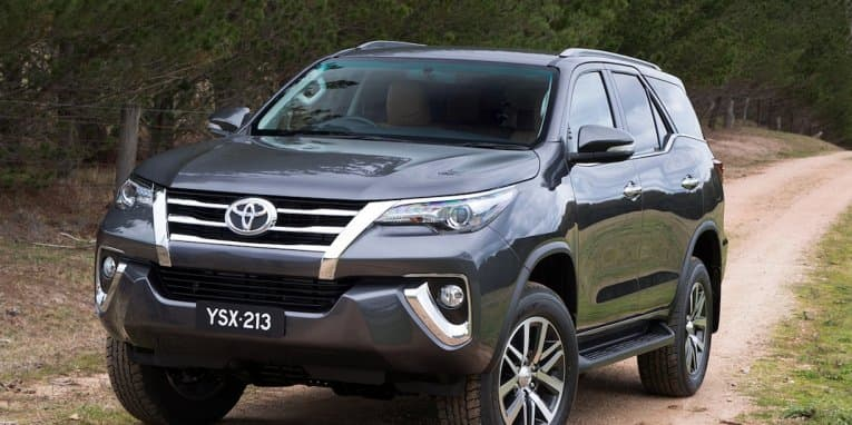 New Toyota Fortuner launching today with more engine options