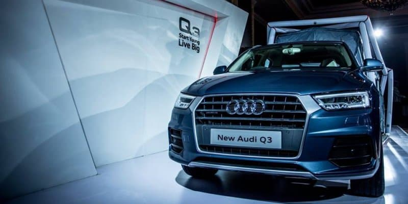 Audi India Announce Special Offers on A3 Sedan and Q3 SUV