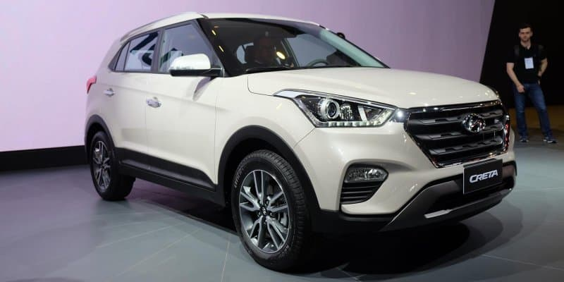 Hyundai Creta facelift unveiled; expected launch in India in 2017