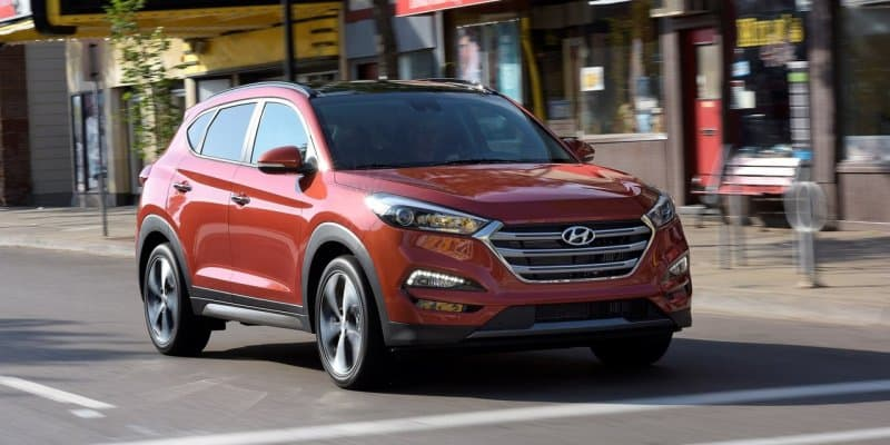 All-New Hyundai Tucson - Features & Engine Specs