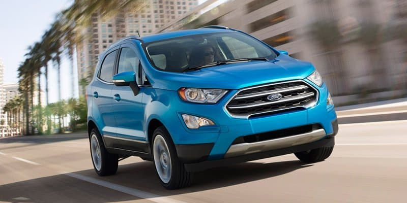 Video - 2017 Ford EcoSport Facelift Revealed