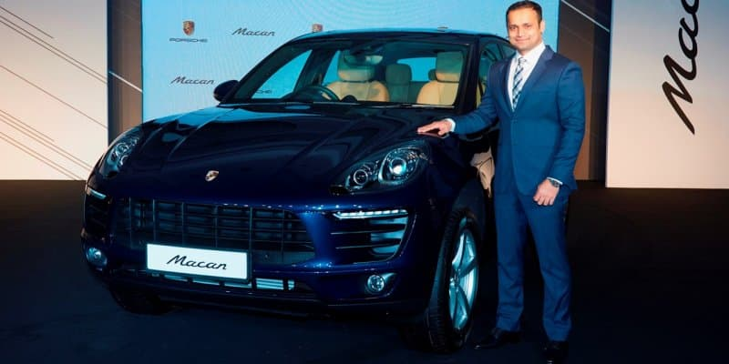 New Porsche Macan Launched at Rs. 76.84 Lakhs