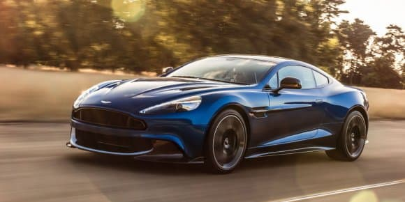Aston Martin has introduced new Vanquish S with more power
