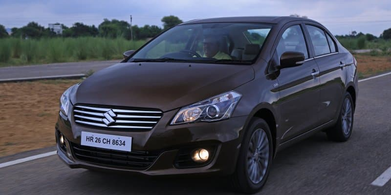 Maruti Suzuki Ciaz to be equipped with ISOFIX mounts